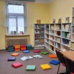 Rekonstrukce školní knihovny aučebny reedukace