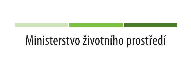 Logo Ministerstva životního prostředí