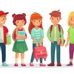 První školní den na budově čp.11